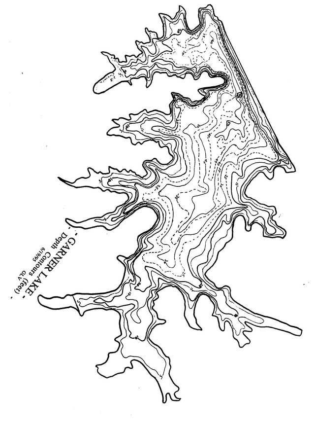 Lake Association Garner Lake Association Lakeland TN Lake Maps - Tn lakes map